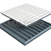 HT-perforated Panel-2 without damper