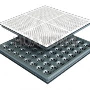 HT-perforated Panel-3 without damper